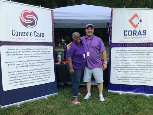 Meeting between Conexio Care, CORAS Wellness, and Behavioral Health